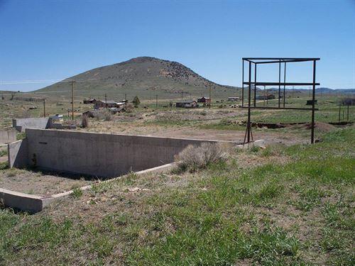 Warner Lots 17-24 : Silver Cliff : Custer County : Colorado