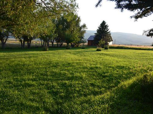 Sinks Canyon Estate : Lander : Fremont County : Wyoming