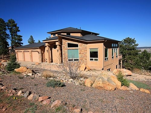 4880 Sandstone Drive, Monument : Monument : El Paso County : Colorado