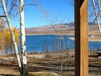 Groundhog Reservoir Aspen Cabin : Dolores : Dolores County : Colorado