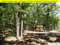Cabin Near River, Trout Fishing : Rockbridge : Ozark County : Missouri