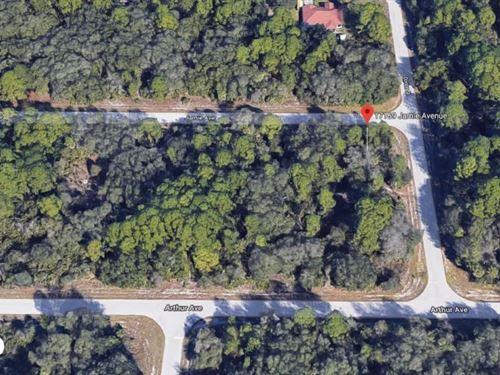 Jamie Ave Adjacent Lot 2 : Port Charlotte : Charlotte County : Florida