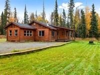 4.59 Acres of Country Privacy, Cle : Kenai : Kenai Peninsula Borough : Alaska