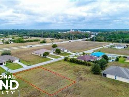 Vacant Dry Lot 2218 : Cape Coral : Lee County : Florida