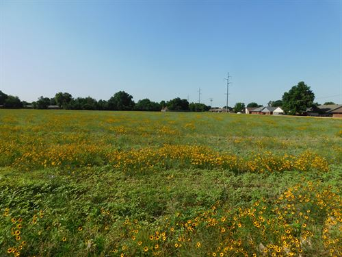 Commercial Potential Land : Enid : Garfield County : Oklahoma