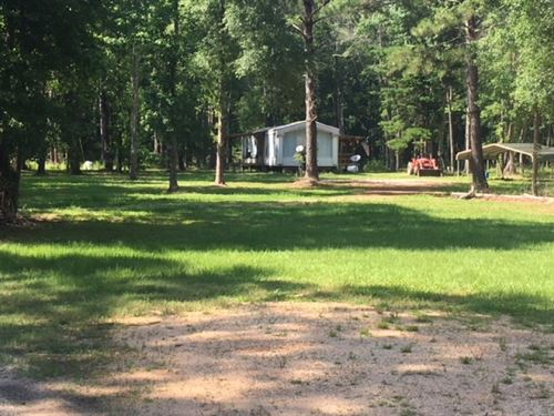 83 Hinson Road : Tylertown : Walthall County : Mississippi