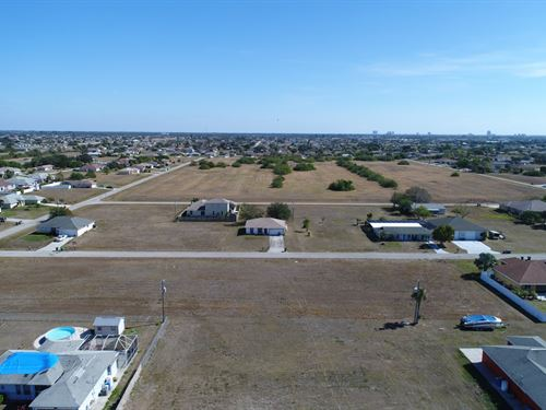 .22 Acres In Cape Coral, FL : Cape Coral : Lee County : Florida