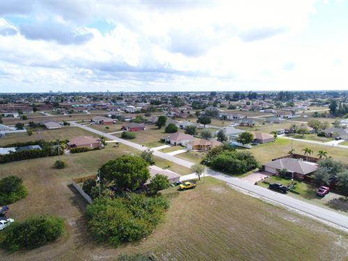 .23 Acres In Cape Coral, FL : Cape Coral : Lee County : Florida