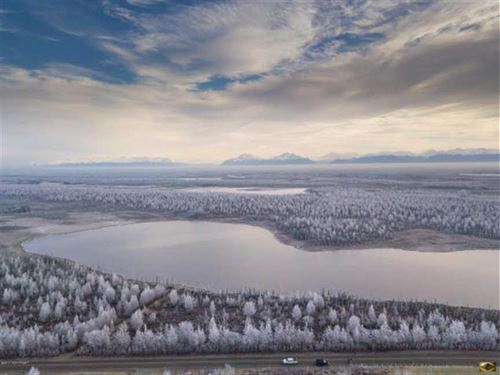 Beautiful Lake Front Lot on One of : Big Lake : Matanuska-Susitna Borough : Alaska