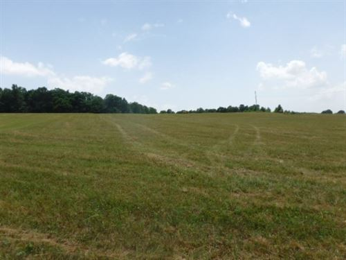 4.36Ac Totally Level To Build On : Red Boiling Springs : Macon County : Tennessee