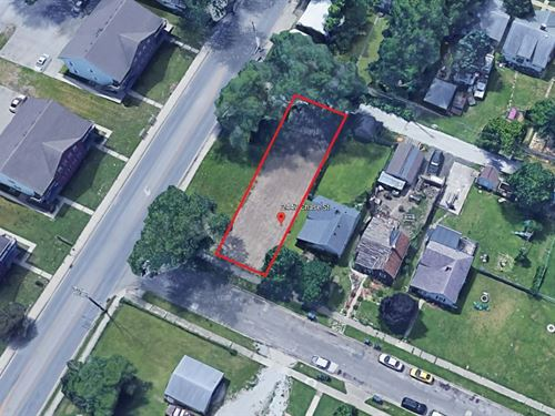 .13 Acres In Terre Haute, IN : Terre Haute : Vigo County : Indiana