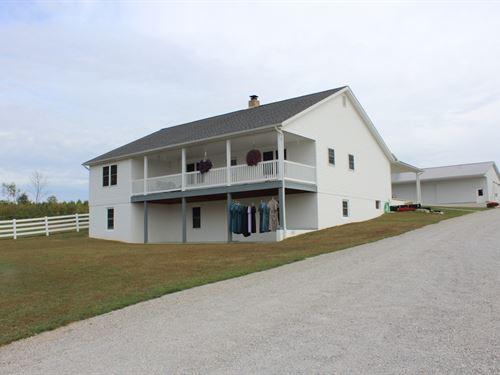 Nebo Rd - 15 Acres : Patriot : Gallia County : Ohio