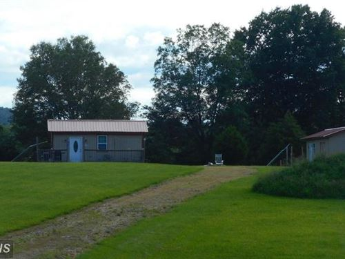 Hs 10278040 Great Get Away : Slanesville : Hampshire County : West Virginia