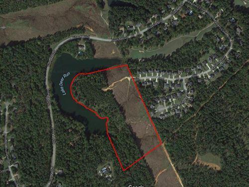 Lakefront Site : Macon : Jones County : Georgia