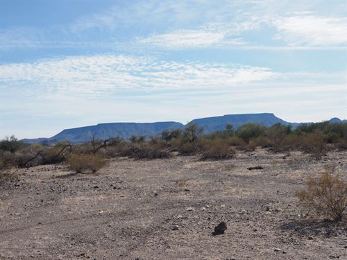 Rv Lot Great For Atv By Quartzsite : Salome : La Paz County : Arizona