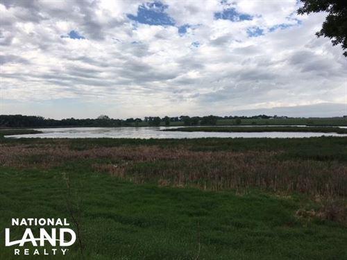 Hunting, Pond, Parcel 8, Lk Jeffer : Cleveland : Le Sueur County : Minnesota