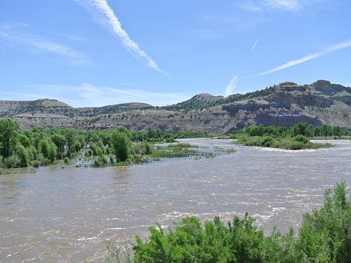 La Barge Angler's Cabin : La Barge : Lincoln County : Wyoming