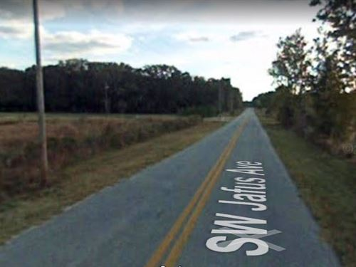 .58 Acres In Lake City, FL : Lake City : Columbia County : Florida