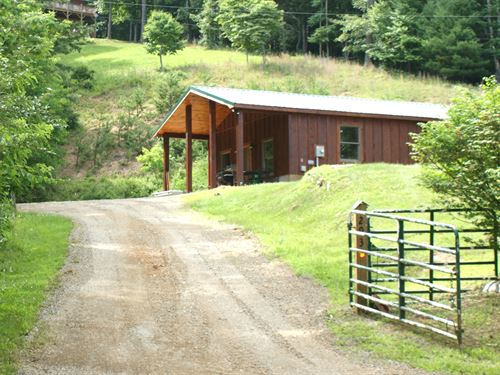 Furnished Cabin In The Mountains : Independence : Grayson County : Virginia