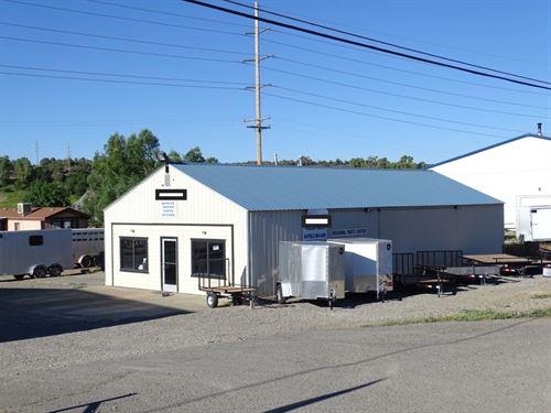 Bayfield/Gem Village, Commercial : Bayfield : La Plata County : Colorado