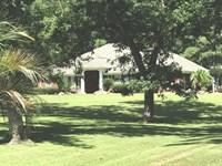 485 Reid Loop House : Luverne : Crenshaw County : Alabama