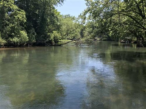 Little Red Riverfront, Lot 30 of : Pangburn : Cleburne County : Arkansas