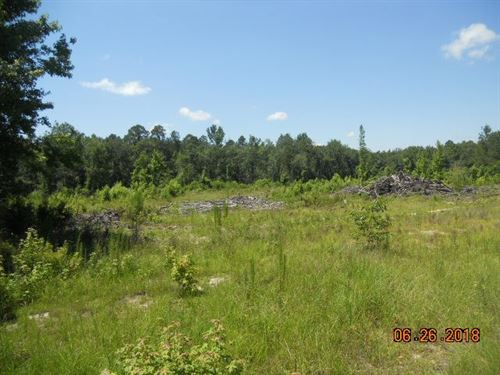 5 Acres Unrestricted Land : Adrian : Johnson County : Georgia