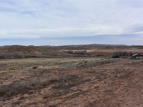 Horse Creek Hideaway : Dubois : Fremont County : Wyoming