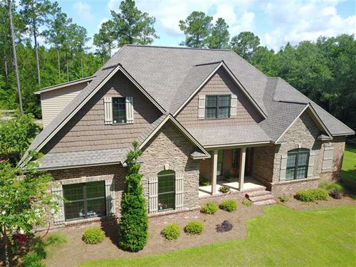 Custom Home on 12.48 Acres in Moul : Moultrie : Colquitt County : Georgia