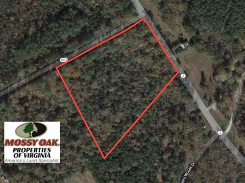 4 Acres of Residential Land For Sa : Hartfield : Middlesex County : Virginia