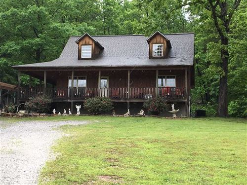 Charming, Rustic 2 Bedroom, 2 Bath : Cave City : Sharp County : Arkansas
