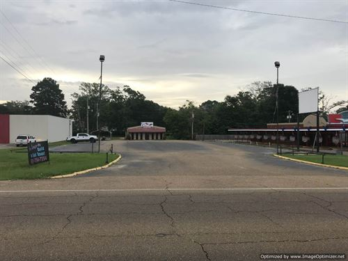 Commercial Lot With High Traffic : Brookhaven : Lincoln County : Mississippi