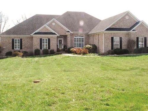 Auction - Luxury Home & Land : Bowling Green : Warren County : Kentucky