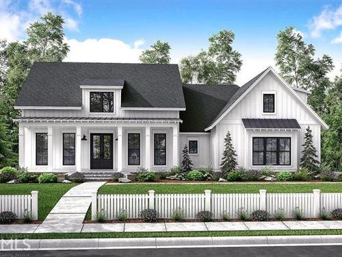 Modern Farmhouse Brownwood Estates : Madison : Morgan County : Georgia