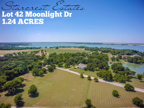 1.24 Acres In Navarro County : Corsicana : Navarro County : Texas