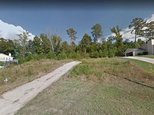 .37 Acres In Palmetto, GA : Palmetto : Fulton County : Georgia