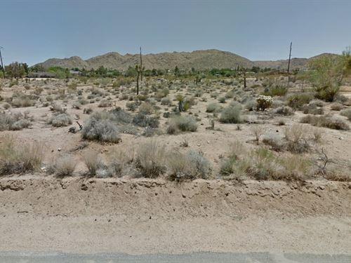 San Bernardino County, Ca $75,000 : Joshua Tree : San Bernardino County : California
