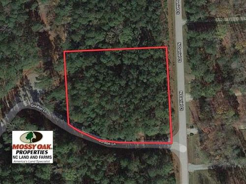 Reduced, 1.27 Acres of Residentia : Macon : Warren County : North Carolina