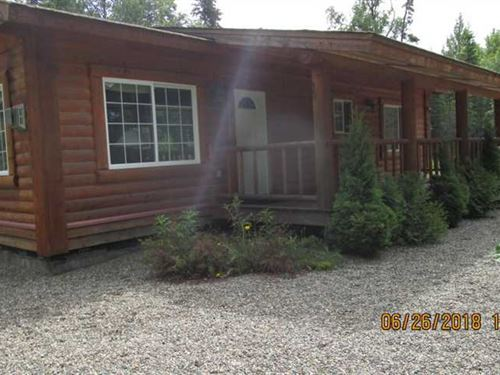 Perfect Starter Home Close to Sch : Nikiski : Kenai Peninsula Borough : Alaska