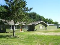 Hobby Farm And Home In Dalton Wi : Dalton : Green Lake County : Wisconsin