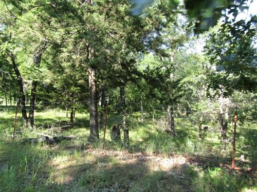 Land Waiting For Your Dream Home : Boswell : Choctaw County : Oklahoma