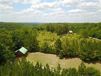 2 Rustic Cabins For One Price, : Saint Joe : Searcy County : Arkansas