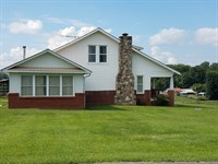 Old Homestead With Views : Sneedville : Hancock County : Tennessee