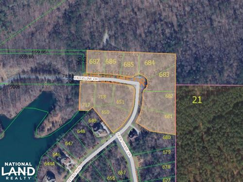 Deer Ridge Lakes Investment Opportu : Pelham : Shelby County : Alabama