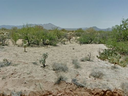 Pima County, Az $3,500 Per Lot : Tucson : Pima County : Arizona