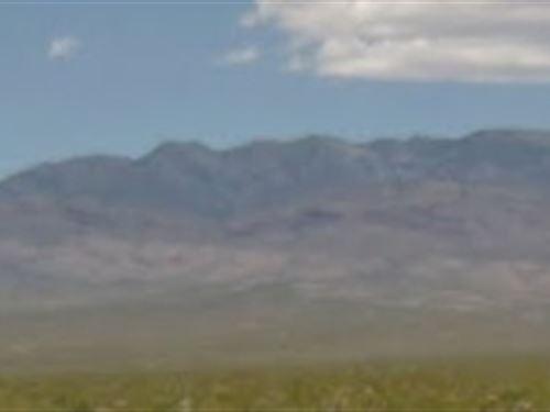 Nye County, Nv $20,000 Reduced : Pahrump : Nye County : Nevada
