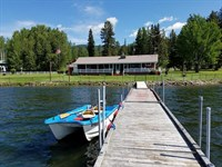 Lake Mary Ronan : Kalispell : Lake County : Montana