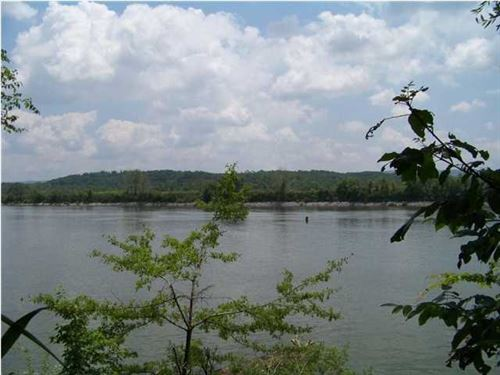 10.86+/-Acres Water Front Property : Kimball : Marion County : Tennessee