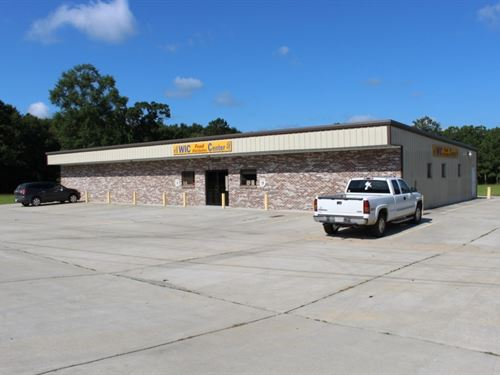 2 Acres Of Commercial Property In : 69096 : Covington County : Mississippi