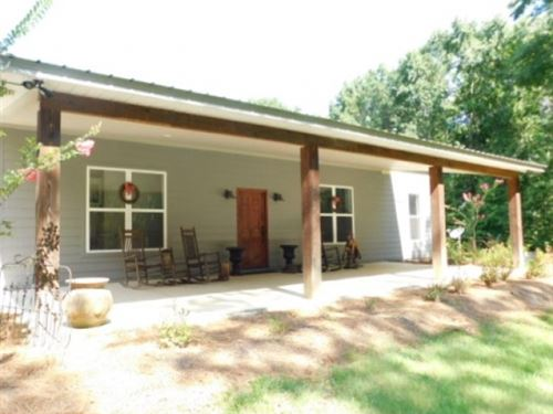 14.5 Acres With Home Rankin County : Lena : Rankin County : Mississippi